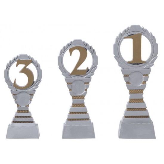 Beeld C833 1e, 2e, 3e plaats